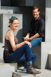 AdriAnne Strickland and Michael Miller Coauthor photo credit Lukas Strickland