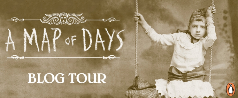 BLOG TOUR BANNER map of days